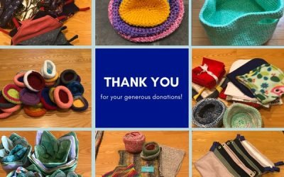 In-kind donations July 2020 – Thank you for your generosity!